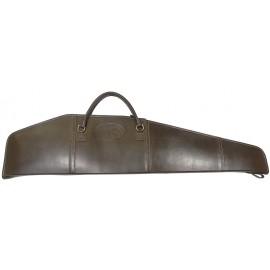 Чехол кожаный для оружия с оптикой 120 см