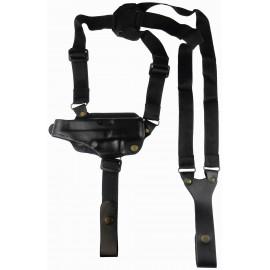 Кобура оперативная Stalker 906 кожаная формованная с синтетическим креплением