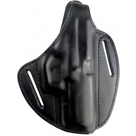 Кобура поясная Glock 17 кожаная