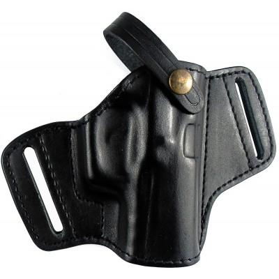 Кобура поясная Colt 1911 кожаная