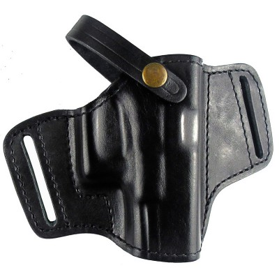 Кобура поясная Glock 19 кожаная