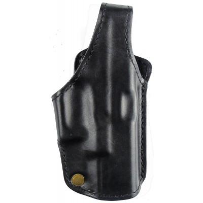 Кобура поясная Glock 19 кожаная формованная трехслойная