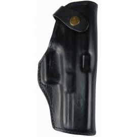 Кобура поясная Glock 17 кожаная формованная
