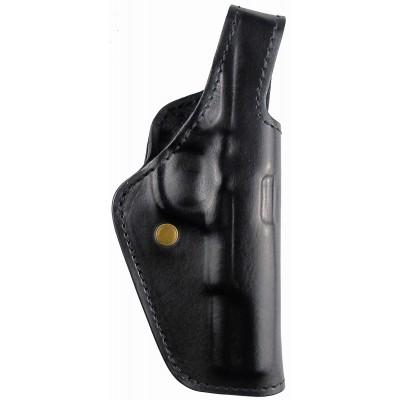 Кобура поясная Colt 1911 кожаная формованная №2