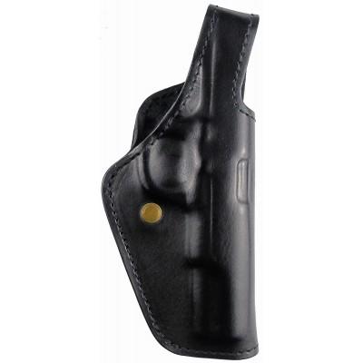 Кобура поясная Walther P38 кожаная формованная №2