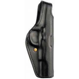 Кобура поясная Walther P38 кожаная формованная №3
