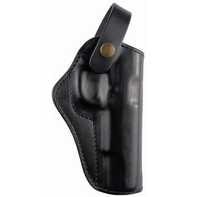 Кобура поясная Colt 1911 кожаная формованная №1