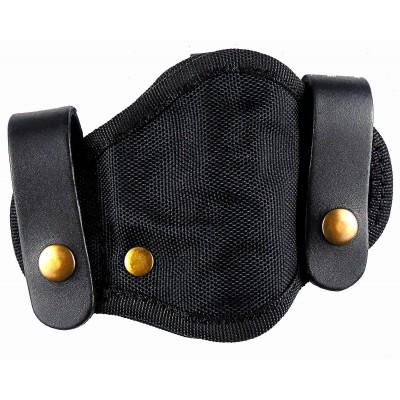 Кобура поясная Glock 19 синтетическая формованная со скобой