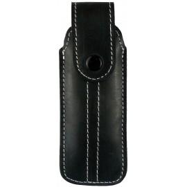 Чехол кожаный для складного ножа кожаный (Опинель №10)