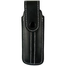 Чехол кожаный для складного ножа (Oпинель №9)